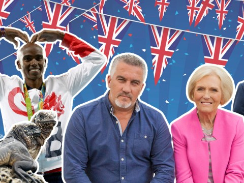 Best of British: 10 times we chuckled and cheered as one nation in 2016