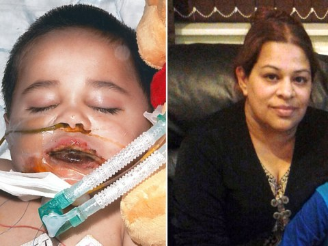 Boy, 6, 'may never speak again' after drinking drain cleaner as a toddler