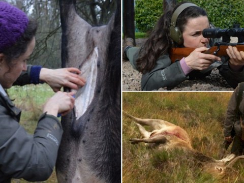 'Ethical carnivore' only eats meat if she kills the animal herself