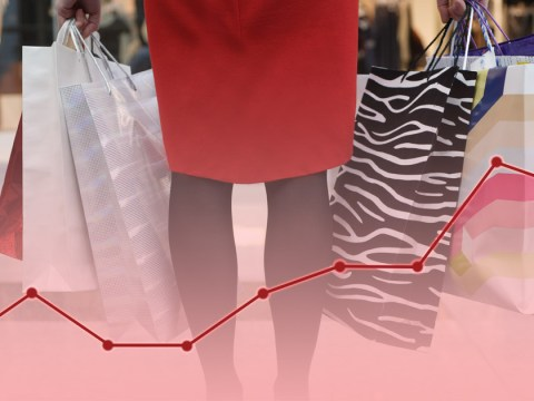 Inflation is at a two-year high and it's thanks to clothes