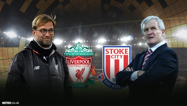 Liverpool v Stoke preview Credit: Getty images