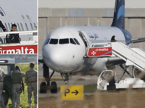Hijackers end tense standoff in Malta after releasing 118 passengers and crew