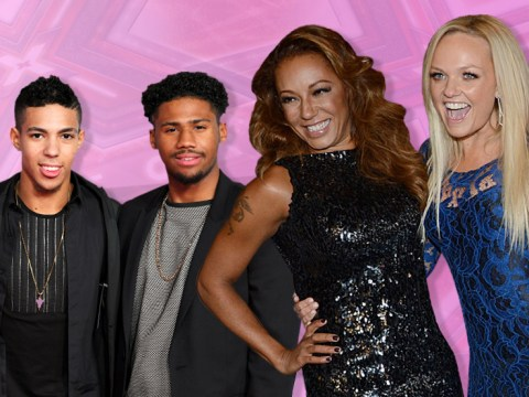 Did the Spice Girls pull out of performing with 5 After Midnight at The X Factor final?