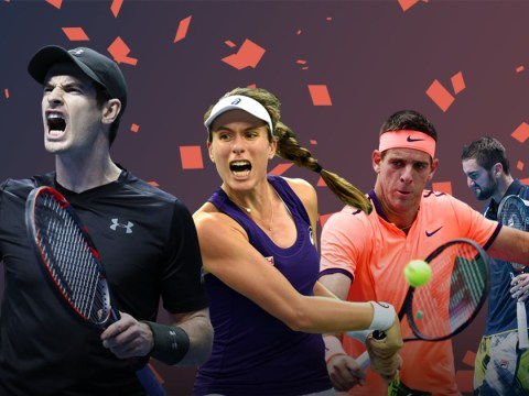 Metro.co.uk tennis awards 2016: Andy Murray, Novak Djokovic and Johanna Konta among the winners
