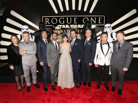Rogue One: A Star Wars Story has its world premiere and critics have delivered their first verdict