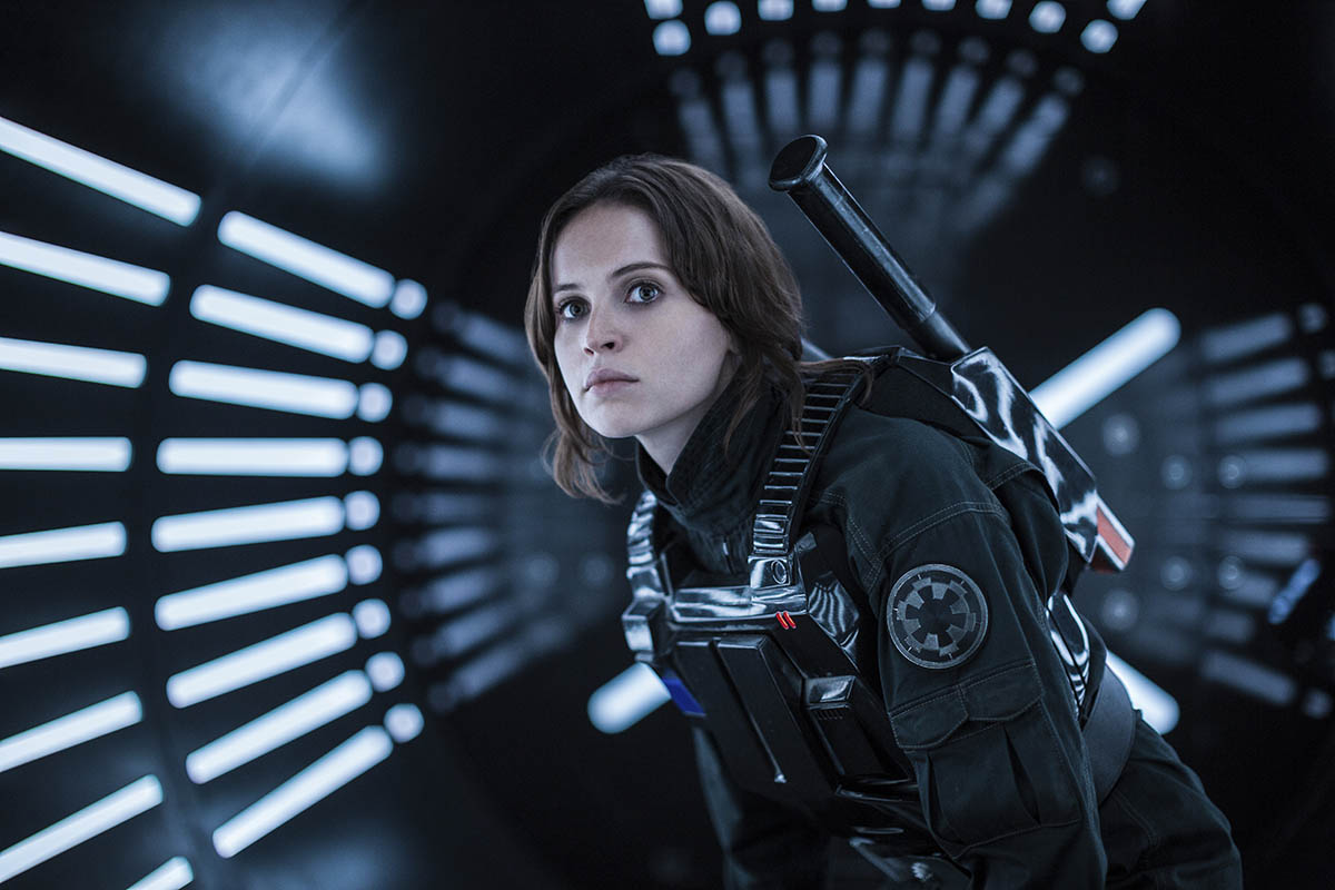 Rogue One, Fantastic Beasts and 50 Shades Darker DVD release dates in the UK