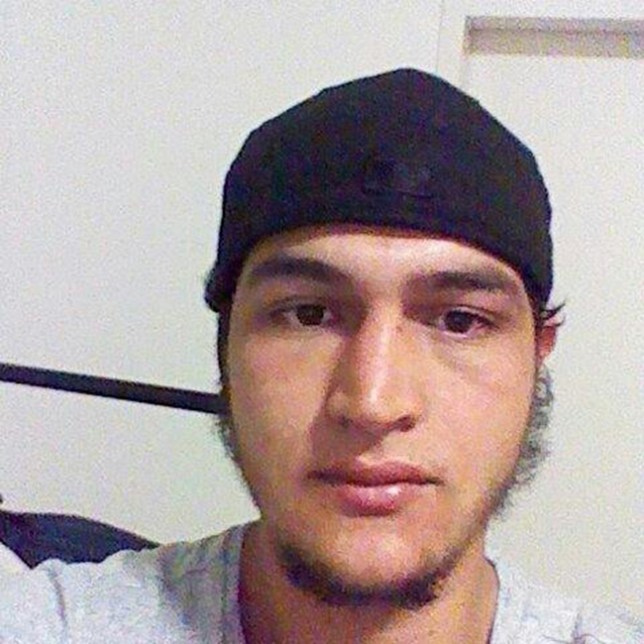 Anis Amri is wanted in connection with the Berlin Christmas market attack