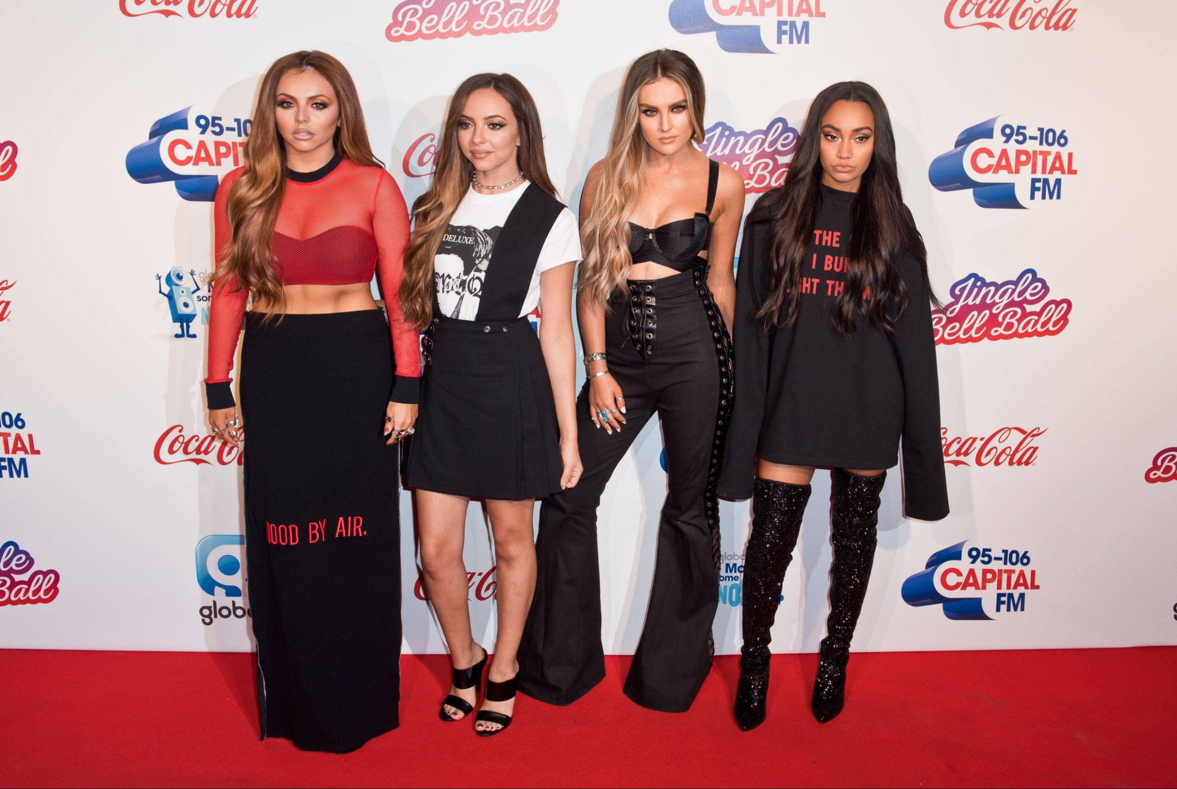 Little Mix announce UK summer tour