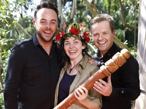 'Camping-hater' Scarlett Moffatt blubs as she wins I'm A Celebrity 2016