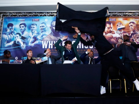 Dillian Whyte v Dereck Chisora fight time, TV channel and odds after press conference and The Gloves Are Off clashes