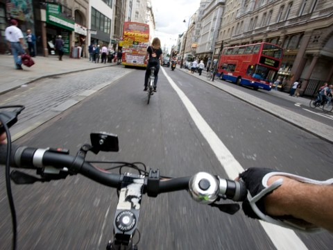 Olympian calls for new rule stating all drivers must give way to cyclists