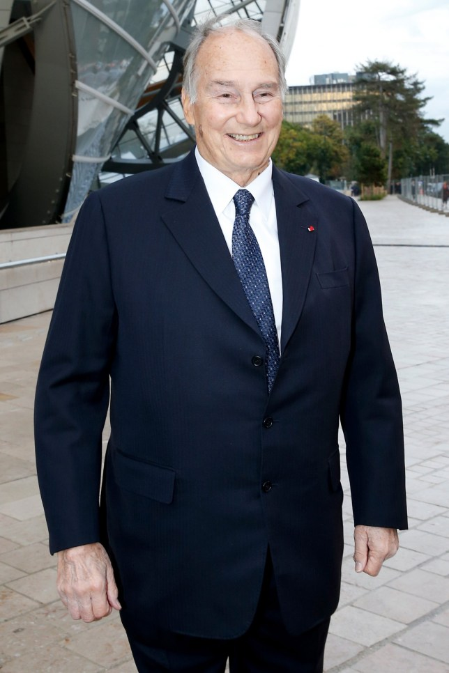 BOULOGNE-BILLANCOURT, FRANCE - OCTOBER 20: Prince Karim Aga Khan attends the Foundation Louis Vuitton Opening at Foundation Louis Vuitton on October 20, 2014 in Boulogne-Billancourt, France. (Photo by Rindoff/Charriau/French Select/Getty Images)
