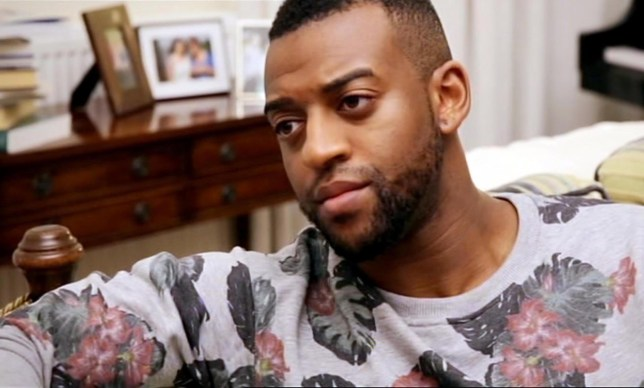 Television programme: Britain's Youngest Carers. Pic shows:- JLS's Oritse Williams