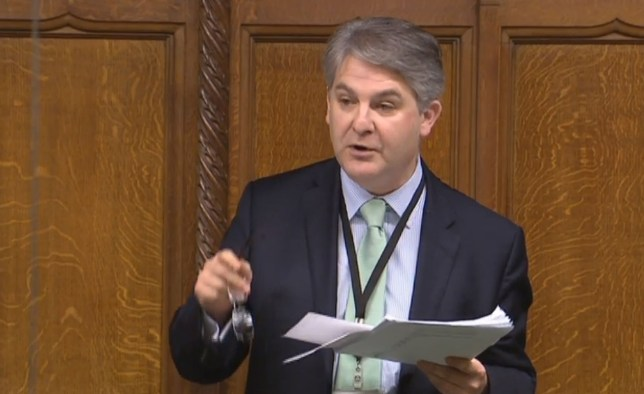 Anti-feminist Tory MP Philip Davies elected to equalities committee File photo dated 21/10/2016 of Philip Davies speaking in the House of Commons, London, the Conservative MP who has campaigned for Parliament to recognise International Men's Day has been selected to serve on the Commons Women and Equalities Committee.