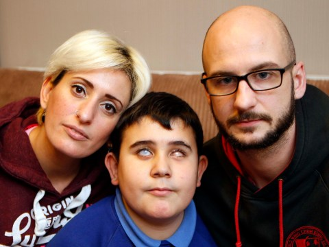 Blind 10-year-old 'forced to go to school he doesn't want to' because of his disability