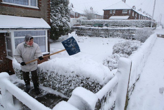 England Christmas Snow.Will It Snow This Christmas Christmas Day Weather Forecast