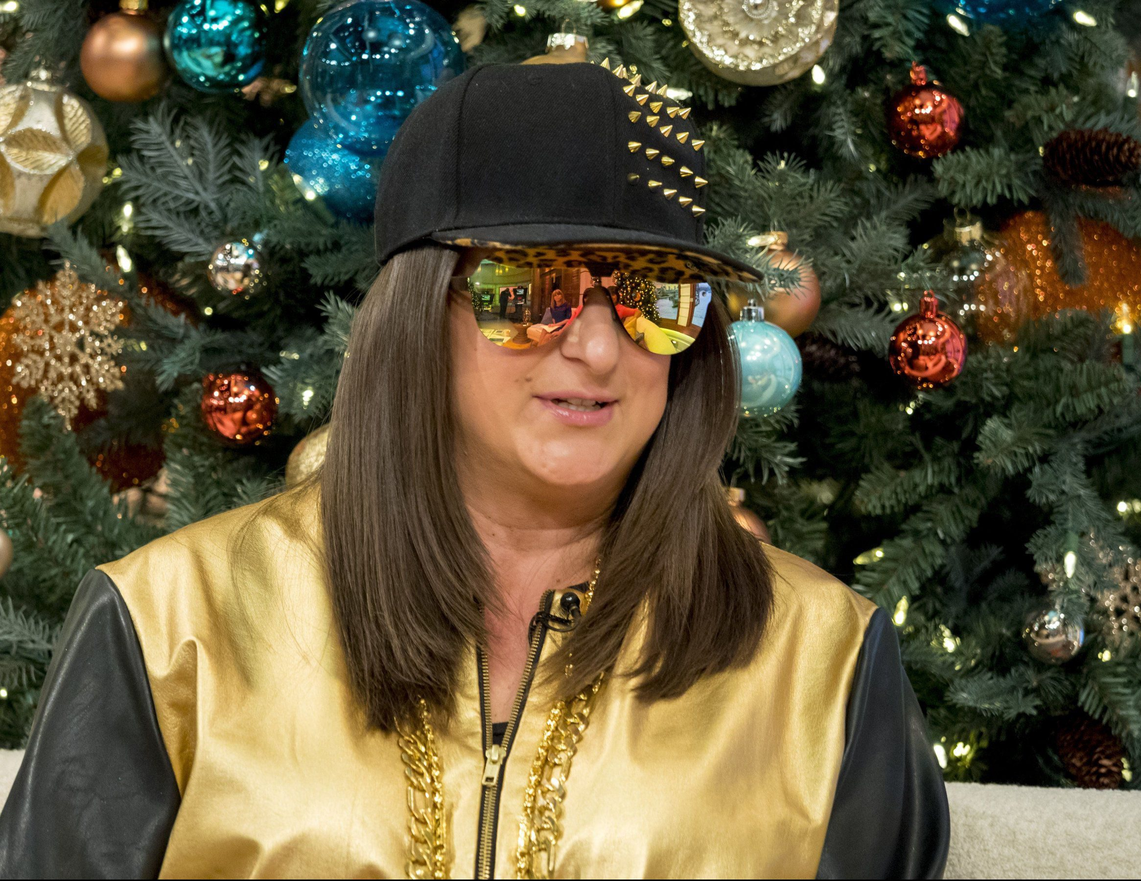 X Factor star Honey G reveals the one situation she'll take her glasses off