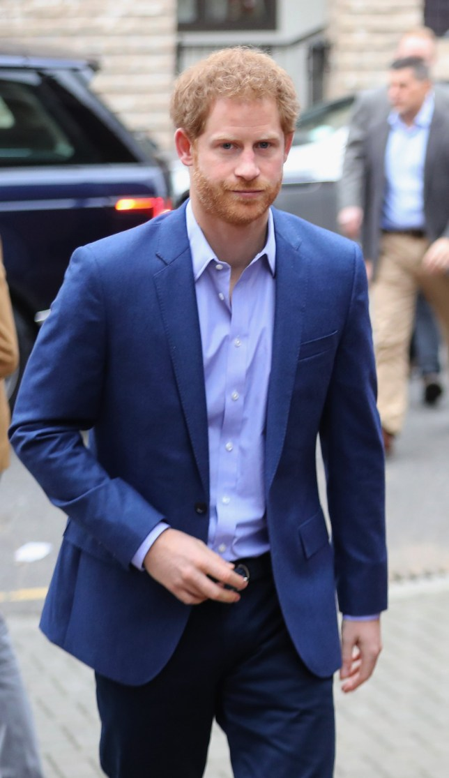 Prince Harry candidly talks about Princess Diana's death in new documentary LONDON, ENGLAND - DECEMBER 19: Prince Harry arrives to attend a Christmas party for volunteers at The Mix youth service on December 19, 2016 in London, England. The Mix youth service works with Their Royal Highnesses' Heads Together Campaign. (Photo by Chris Jackson/Getty Images)