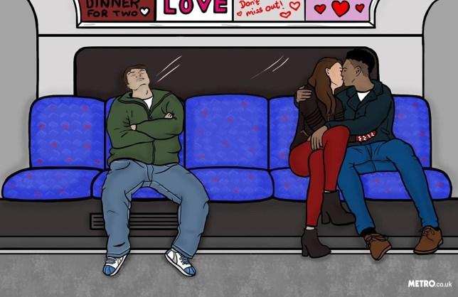 Metro Illustrations (Deirdre Spain)