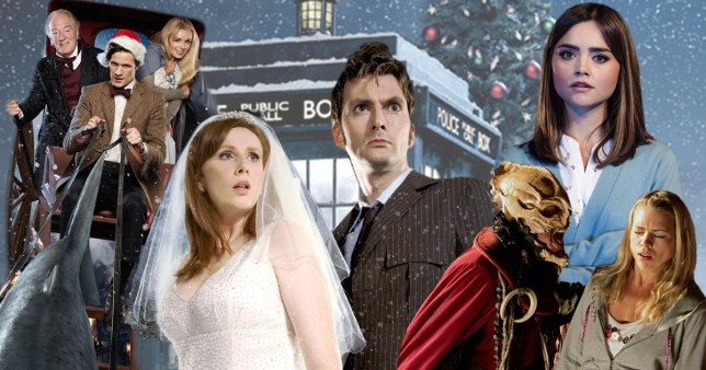 5 Great Doctor Who Christmas Moments (Cameron)