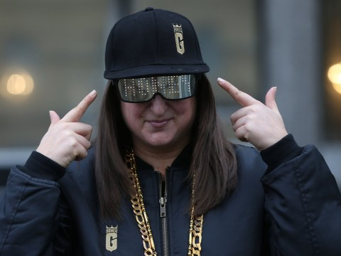 Honey G rules herself out of doing Eurovision for the UK