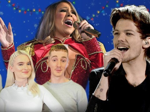 Did Clean Bandit or Louis Tomlinson make the Christmas number one spot… ?