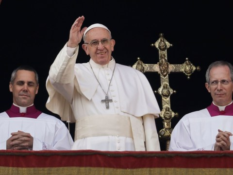 Pope Francis wishes peace for those who have lost a loved one to terrorism