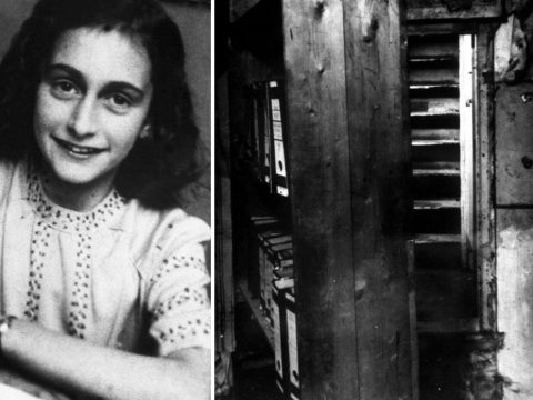 Anne Frank might not have been betrayed after all, study finds