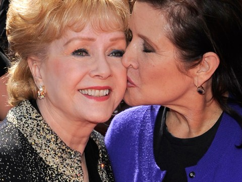 'I want to be with Carrie': Last words of Debbie Reynolds as she dies day after Star Wars actress daughter Carrie Fisher