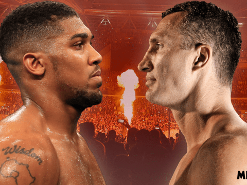 Can Anthony Joshua beat Wladimir Klitschko to become the best heavyweight in the world?