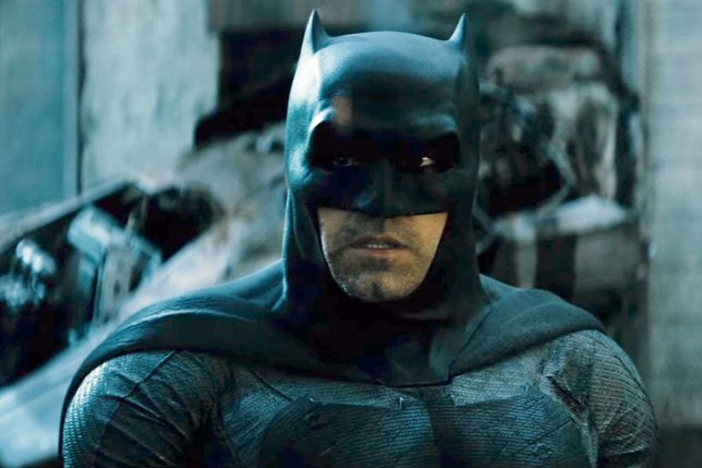 Ben Affleck has cast doubt on The Batman movie (Picture: Warner Bros)