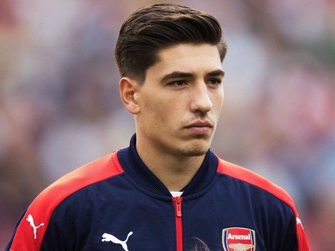 Hector Bellerin has already overtaken Bacary Sagna's assists tally at Arsenal