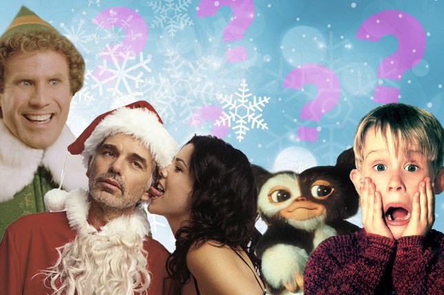 It's time to test your seasonal cinematic prowess (Picture: Getty/Rex/Metro)