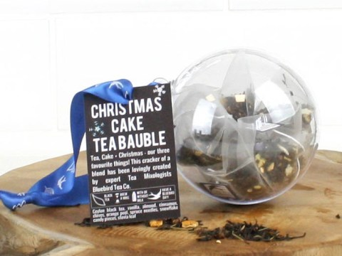 Where to get Christmas tea for International Tea Day