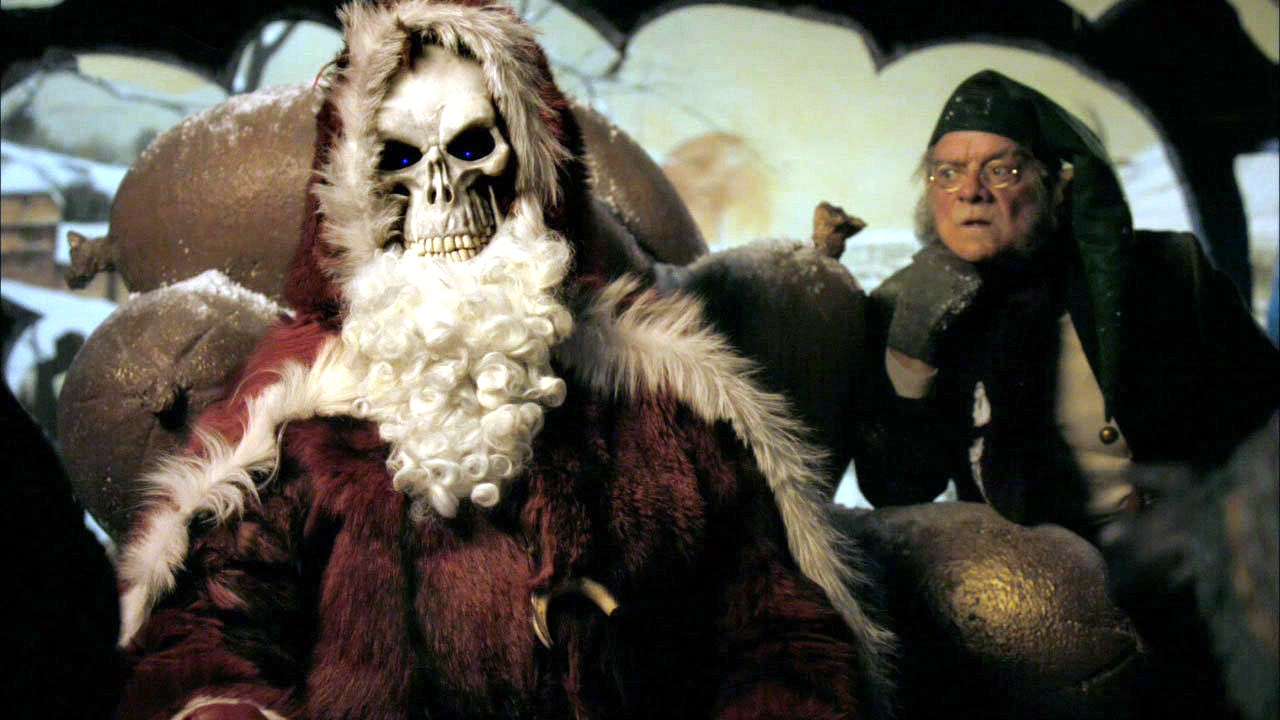 Hogfather is THE Christmas classic in my house (Picture: Sky One)