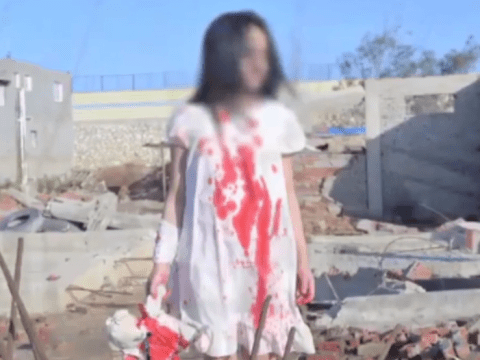 Five people arrested after using children to stage fake Aleppo videos
