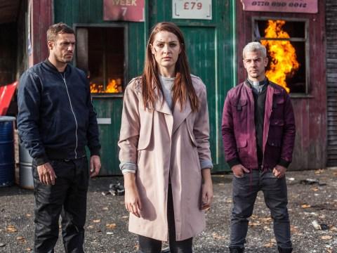 Hollyoaks spoilers: Explosion horror as Sienna Blake's fire kills Warren Fox and Joel Dexter?