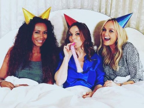 The Spice Girls spin-off group is NOT called GEM as Mel B claims it's been falsely reported