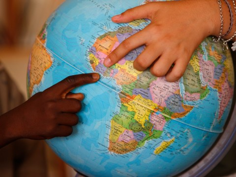 We bet you can't name all the countries in this geography quiz