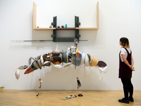 Who is Helen Marten and why did she win the Turner Prize?