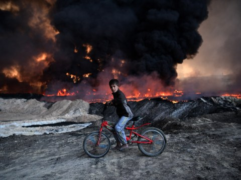 The most shocking and powerful images from 2016