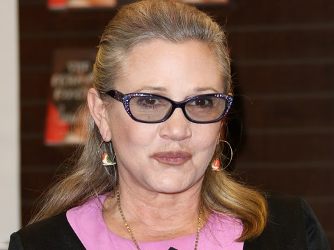 Star Wars actress Carrie Fisher 'suffers major heart attack' on a flight from London to LA