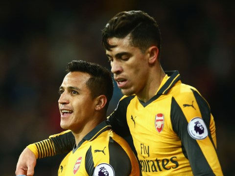 Gabriel Paulista provides answer to Arsene Wenger's right-back headache at Arsenal