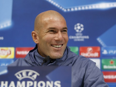 Zinedine Zidane names the club Real Madrid want to avoid in the Champions League draw