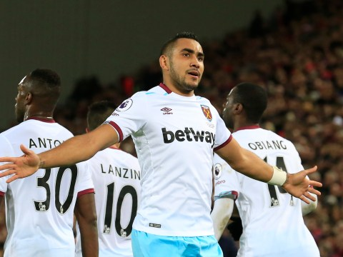 Dimitri Payet hints at Arsenal transfer with Champions League admission