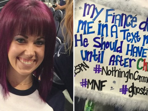 This woman's response to her fiance breaking up with her by text is everything