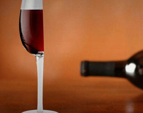 We've got the perfect gift for your friend who just wants 'half a glass' of wine