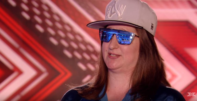 Louis Walsh has admitted he was left confused by Honey G's appearance at her first audition for The X Factor (Picture: ITV)