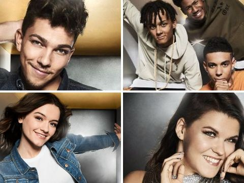 Here's what everybody will be singing in The X Factor's festive semi-final