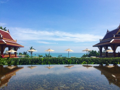 Recover from your booze-induced ailments at Phuket's best wellness resort